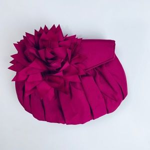🌼 JUST IN: Fuchsia Pink Evening Bag